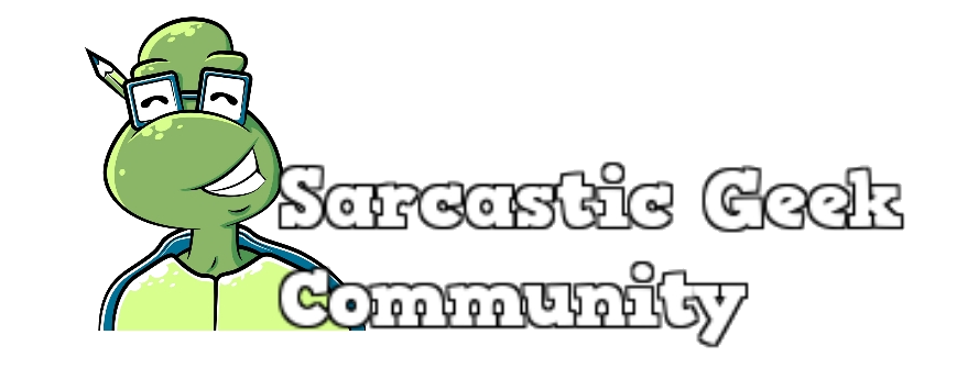 Sarcastic Geek Community